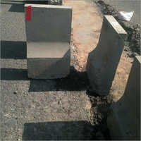 Cement Road Divider