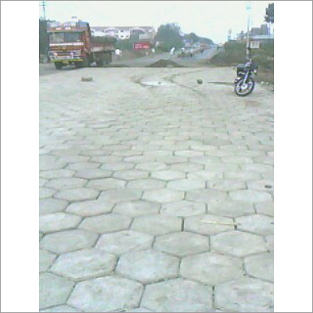 Cement Paving For Railway Projects