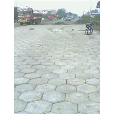 Cement Paving