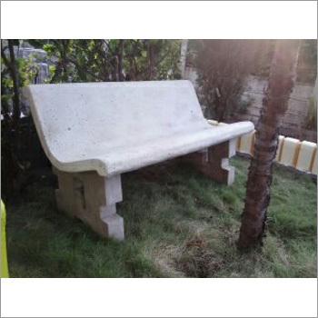Designer Concrete Bench
