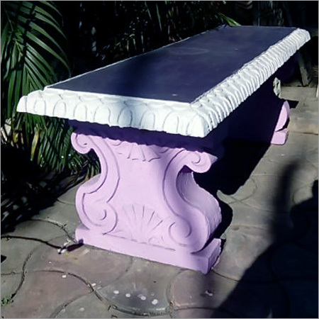 Concrete Bench Design