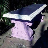 Concrete Bench Design