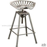Tractor Seat Bar Stool Four Legs