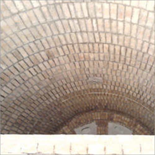 Refractory Bricks Joining Service