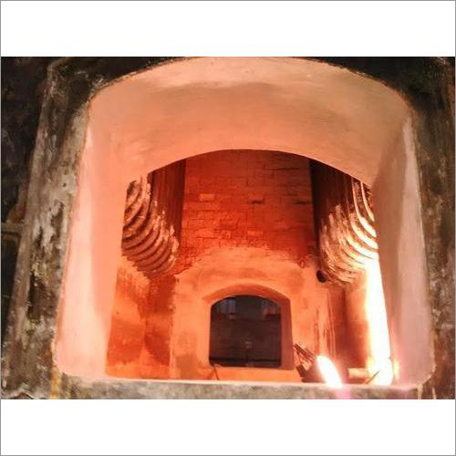 Boiler furnace Work