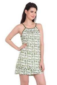 Ladies Resort Dress