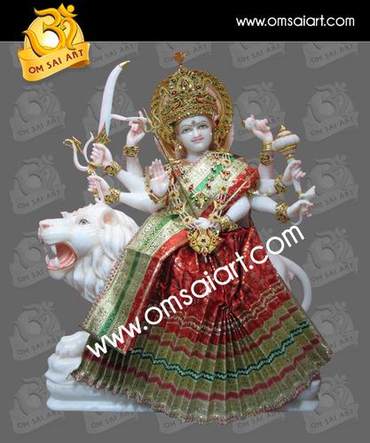Doorga Mata Statues