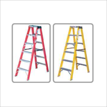Fiberglass Self-Supported Two Way Ladder