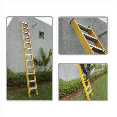 Fiberglass Wall Supported Ladder