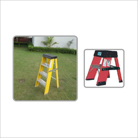 Fiberglass Step Stand Ladder
