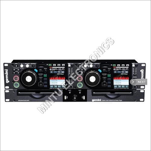 CDMP 2700 Gemini Player