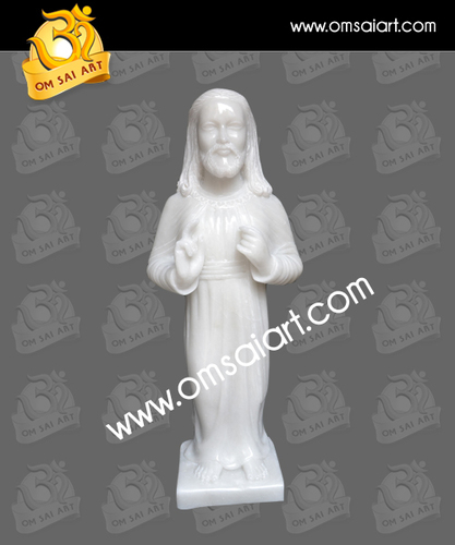 Marble Jesus Statues