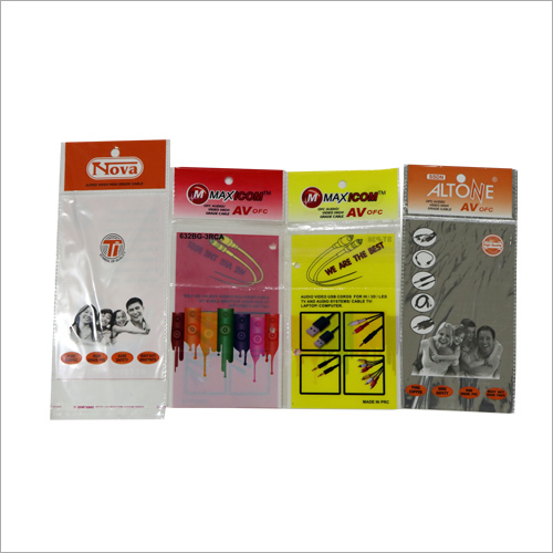 BOPP Flat Tape Bags