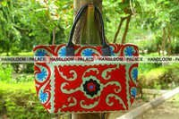 Ladies Handbags Embroidered