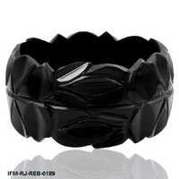 Foliage of Trance - Resin Bangle