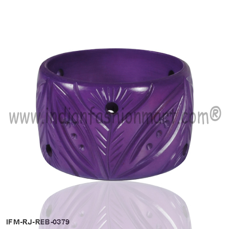 Carving Art Resin Bangles