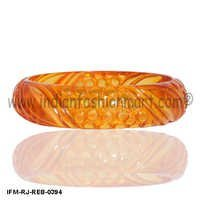 Sun Kissed Leena - Resin Bangles