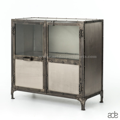 Small Industrial Sideboard