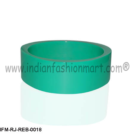 Cool  Joy - Resin Bangle