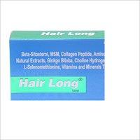 HAIR GROWTH TABLET HAIR LONG