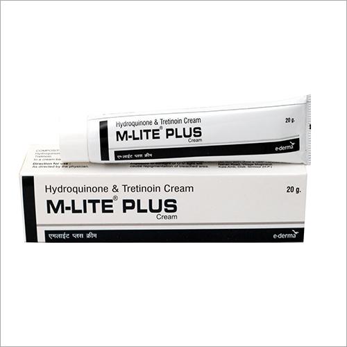 Hydroquinone & Tretinoin Cream