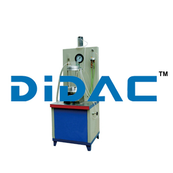 Drain Board Drainage Test Apparatus