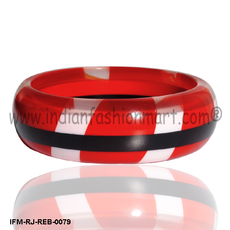 Ever Ardour - Resin Bangle
