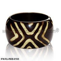 Bhils Folklore -Resin Bangle