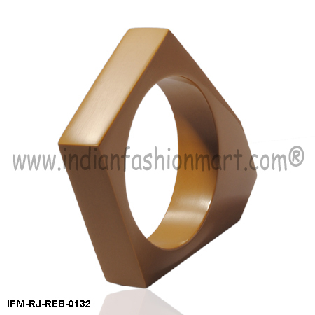 Panjandrum  Vanity  - Resin Bangle