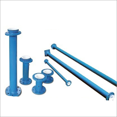 Corrosion Resistant PTFE Lined Pipes