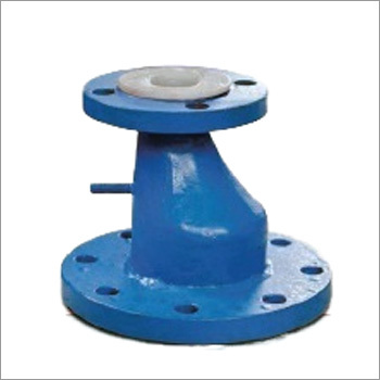 PTFE Lined Pipe Eccentric Reducer