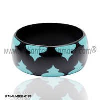 Aqua Alembic - Resin Bangle