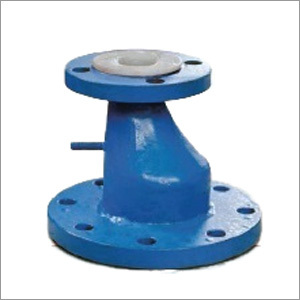 PTFE Lined Eccentric Reducer
