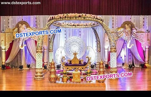 Indian Wedding Mandap Wedding Decoration