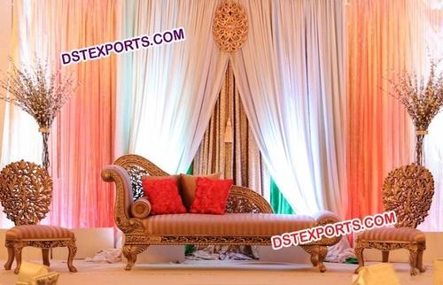Muslim Wedding Stage Decoration Furniture