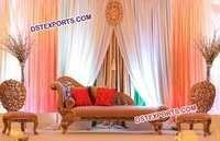 Muslim Wedding Stage Decoration Furniture