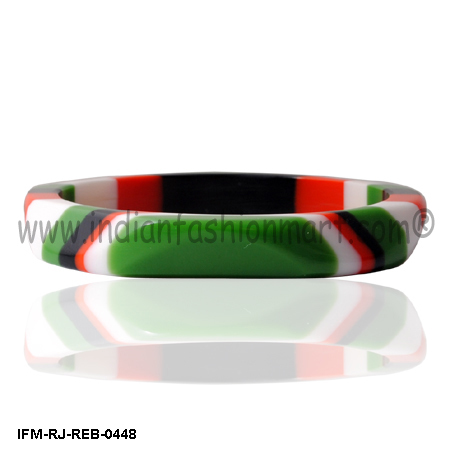 Zippy Tints N Tone - Resin Bangle
