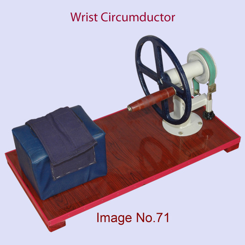 Wrist Circumduction Machine