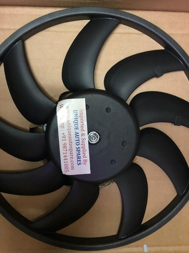 BMW Cooling fan