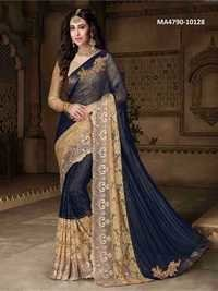 Heavy Net Saree