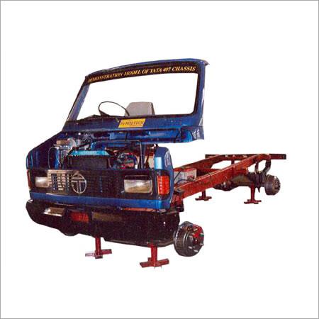 Tata 407 Chassis Working