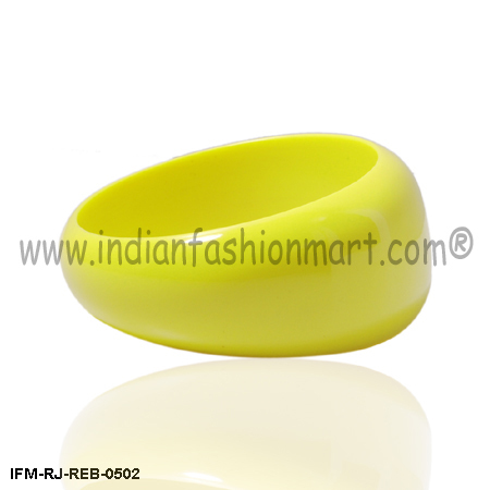 Sunny Dulcinea - Resin Bangle