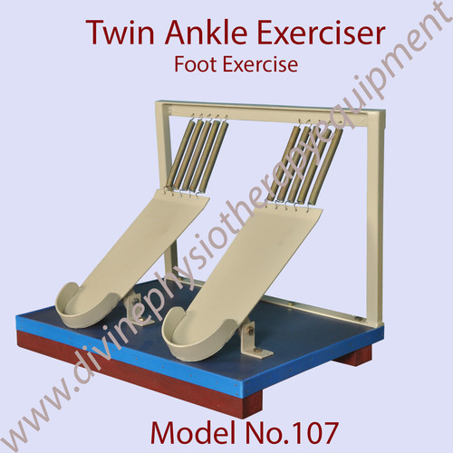 Twin Ankle Exerciser