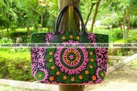 Women Handbags Embroidered