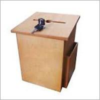 Suggestion Box Wood