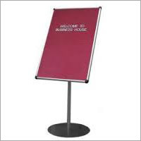 Welcome Board Stand