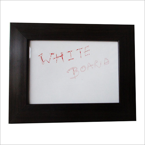 White Board Cum Photo Frame