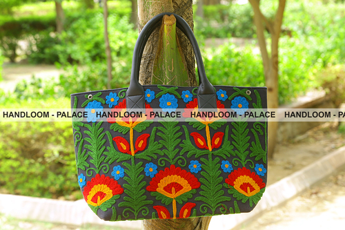 Handmade Handbags Embroidered