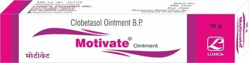 Clobetasol ointment