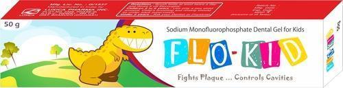 Sodium Monofluorophosphate Toothpaste